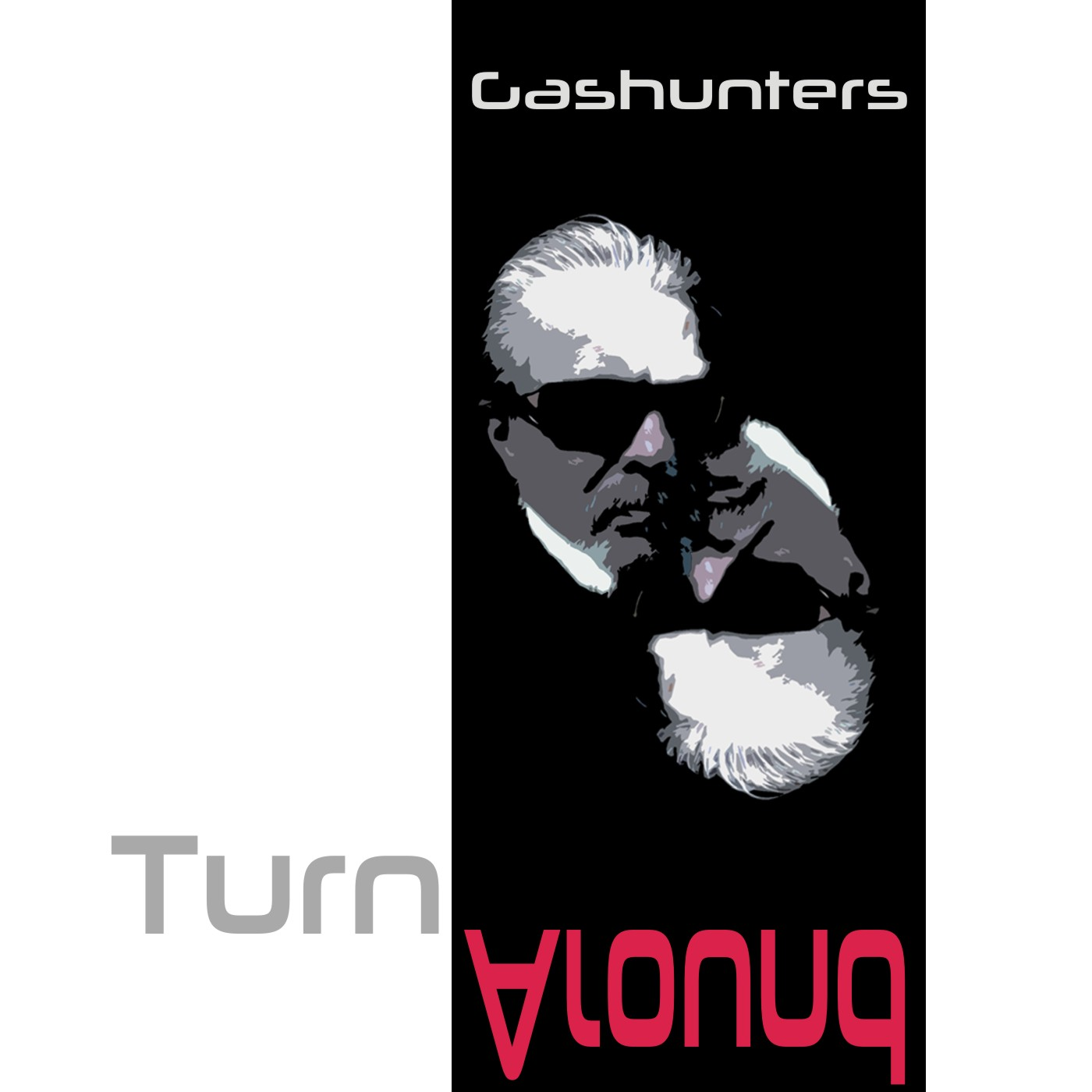 GasHunters CD Artwork What's going on
